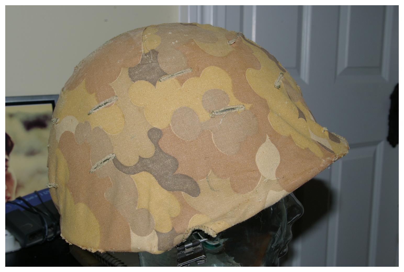 U S  Vietnam Era M1 Helmet   Kiwi Medals