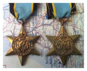 Original at left, Repro at right